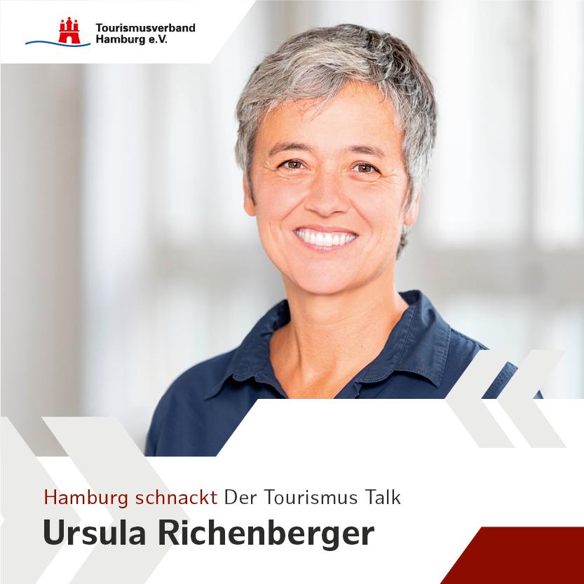 Hamburg schnackt mit Ursula Riechenberger