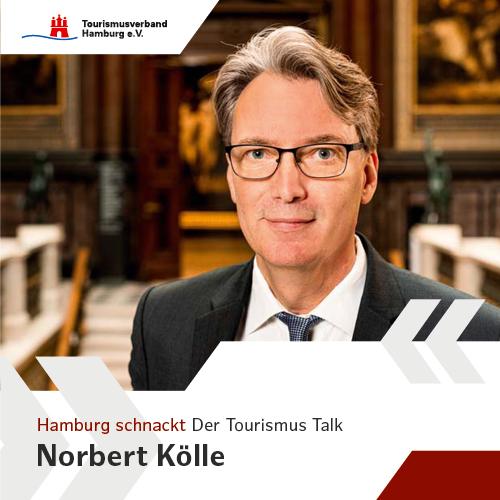 Hamburg schnackt mit Norbert Kölle