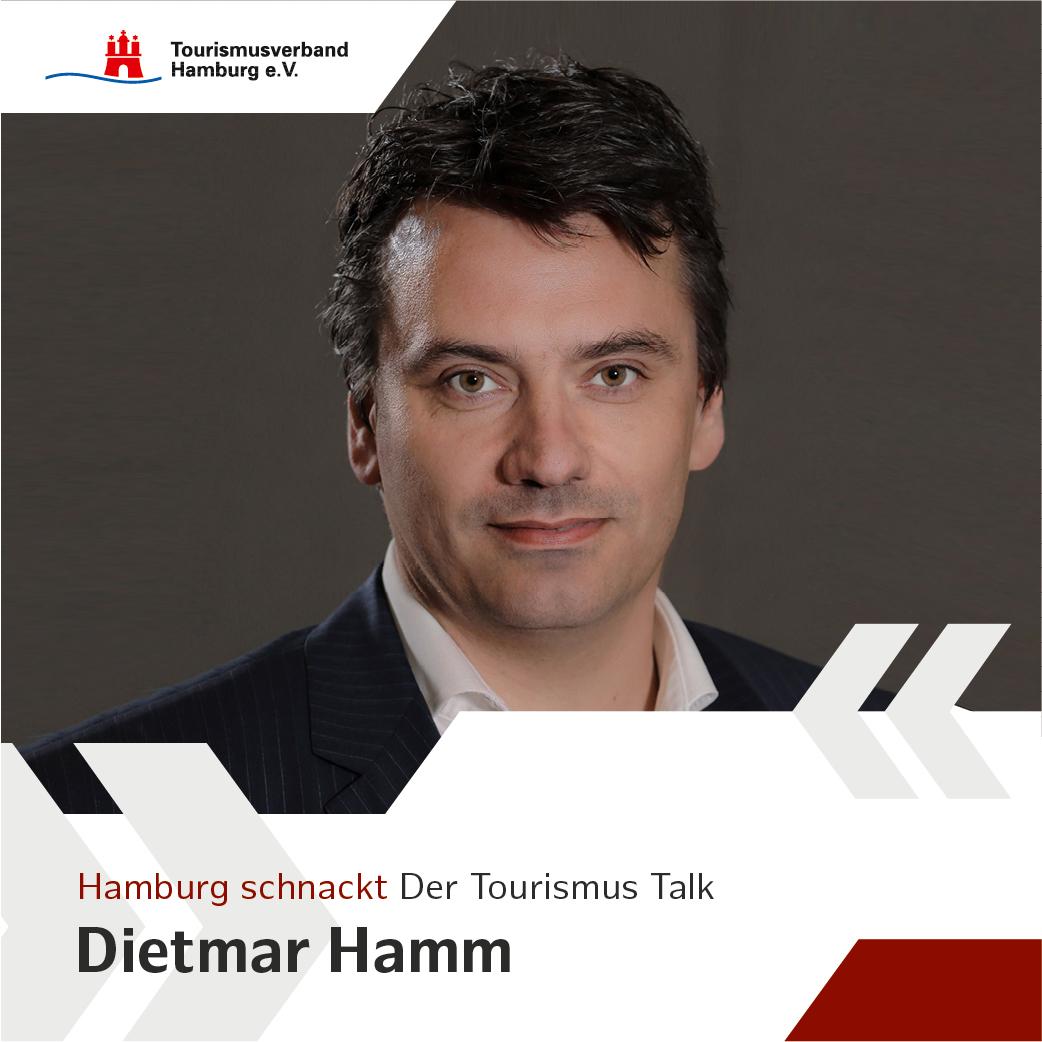 Hamburg schnackt mit Dietmar Hamm