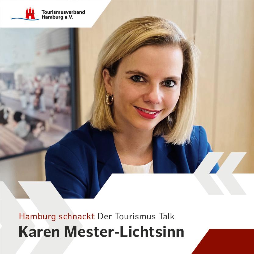 Hamburg schnackt mit Karen Mester-Lichtsinn